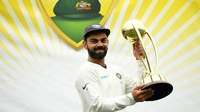 Kohli rested for final two New Zealand ODIs, T20 series