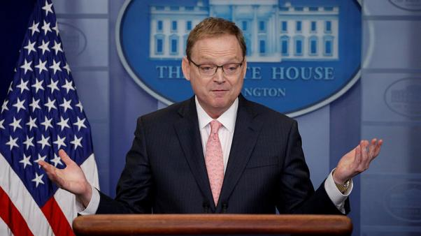 White House adviser Hassett confident U.S., China can reach trade deal by March