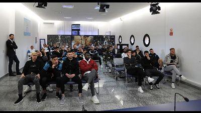 L'Integrity Tour incontra la Lazio