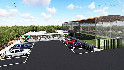 New professional-grade football facility to be created in Ghana via crowdfunding