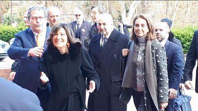 Casellati, antisemitismo va respinto