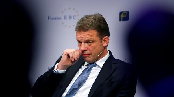Deutsche Bank CEO says bank cooperating with German prosecutors