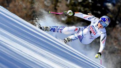 Ski: Vonn a identifié une nouvelle blessure et espère pouvoir revenir