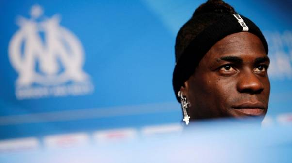 Balotelli Hoping to bounce back at Marseille
