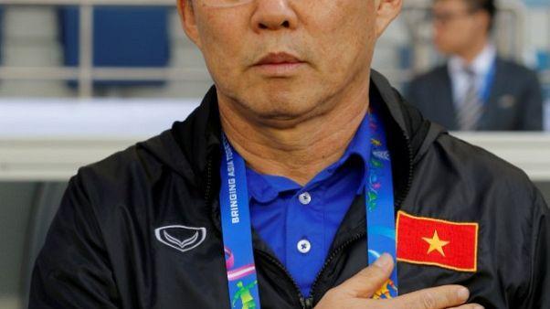 Vietnam coach Park plots Japan upset at Asian Cup