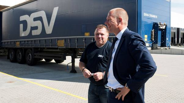 Denmark's DSV to keep hunting big targets after Panalpina - CEO