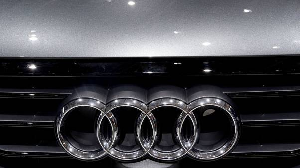 Union at Audi's Hungarian business calls one-week strike