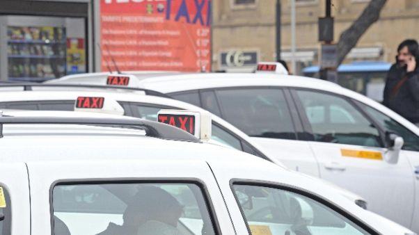 Taxista Firenze,'Reazione proporzionata'