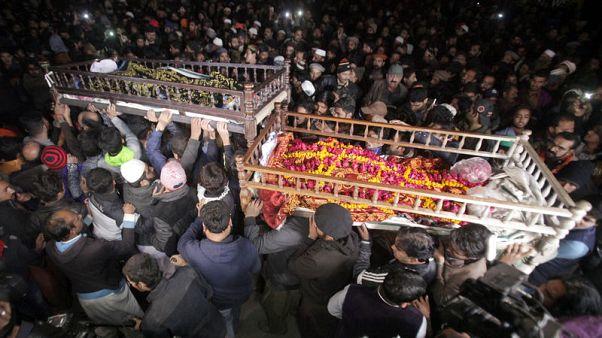 شرطة إقليم البنجاب الباكستاني تواجه اتهامات بقتل عائلة
