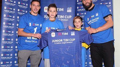 Calcio: Junior Tim Cup fa tappa a Empoli