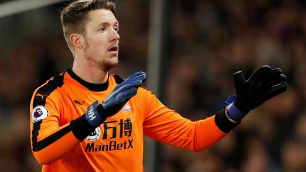 Palace goalkeeper Hennessey charged by FA over alleged Nazi salute