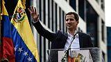 "Juan Guaido, le ""gamin"" qui défie Maduro au Venezuela"