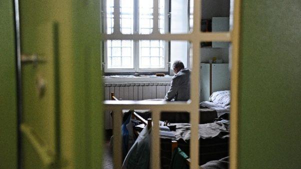 Incendio in carcere Piacenza, 3 feriti