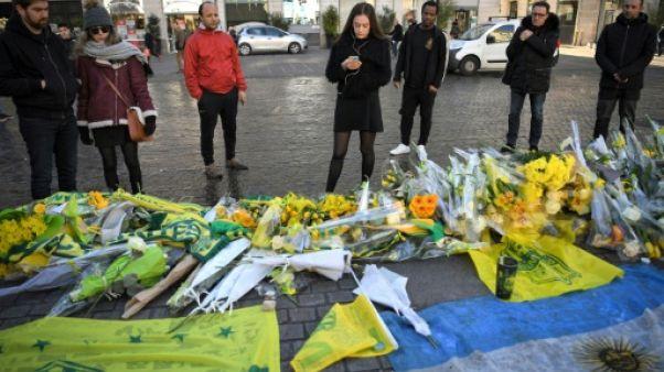 Disparition de Sala: les hommages se poursuivent, les recherches en suspens