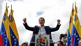 As world looks on, Venezuela's Guaido to keep up pressure on Maduro