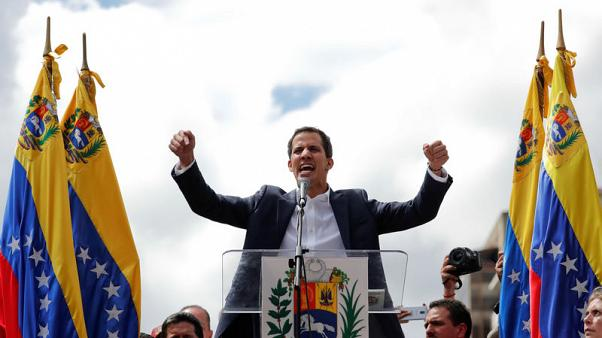 As world looks on, Venezuela's Guaido to keep up pressure on Maduro