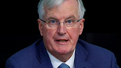 Barnier says time-limited Irish backstop not possible