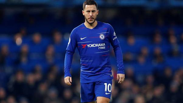 Chelsea's Hazard a matchwinner but not a leader, says Sarri