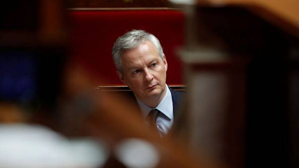 France sticking to 2019 growth forecast of 1.7 percent - Le Maire