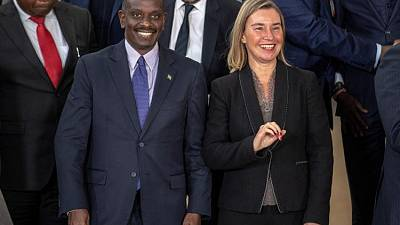 European Union and African Union Foreign Ministers take stock of their strong partnership