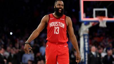 NBA: Harden dans son jardin au Madison Square Garden