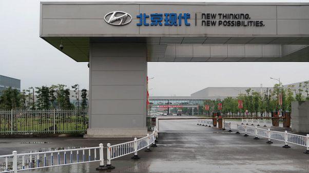 خسارة فصلية مفاجئة لهيونداي موتور مع تعثر المبيعات في الصين