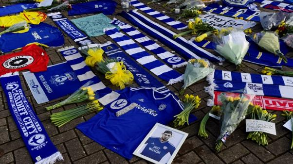 UK rescuers end search for missing plane carrying football player Sala