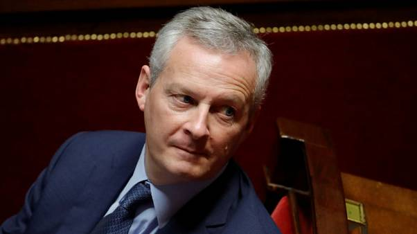 France keeping 2019 economic forecast and Internet tax plans - Le Maire