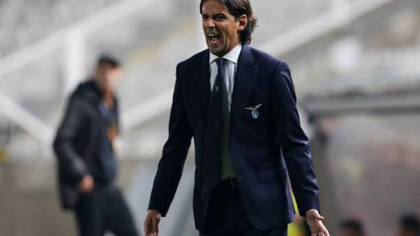Lazio let down by dismal record against top sides
