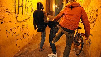 Scontri baby gang a Rimini, 6 denunciati