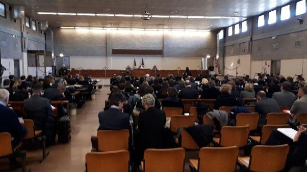 BpVi: udienza su richieste parti civili