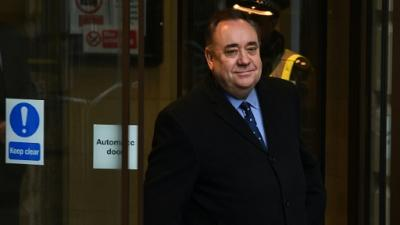 L'ex-chef du gouvernement écossais Alex Salmond poursuivi pour tentatives de viol