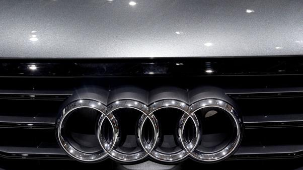 Audi's Hungarian plant closed by strike in blow to economy