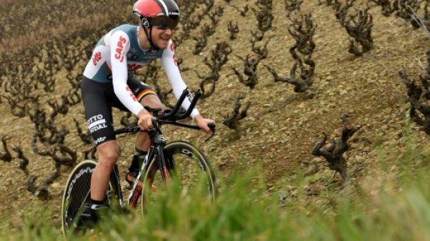Dopage: le cycliste belge Tosh Van der Sande non sanctionné