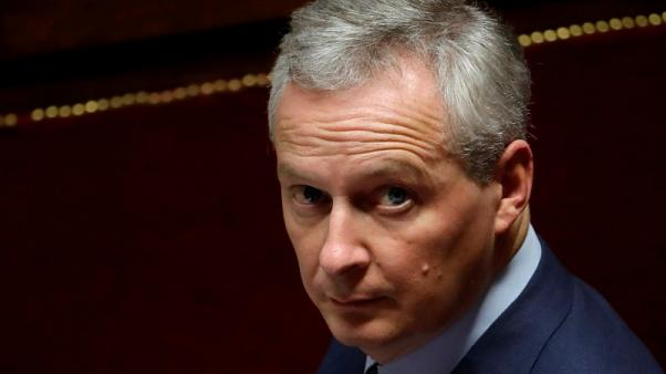France seeks support for minimum corporate tax at world level