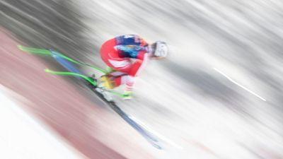 Ski-alpin: Reichelt domine le 2e entraînement à Kitzbühel
