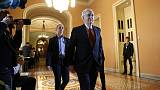 Bills to re-open government fail in U.S. Senate, temporary solution eyed