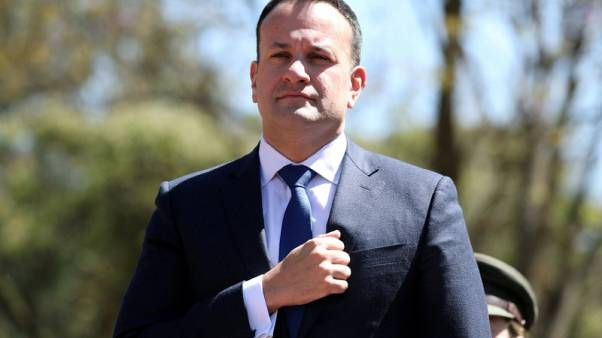Unresolved border could threaten other trade deals, Irish PM warns Britain