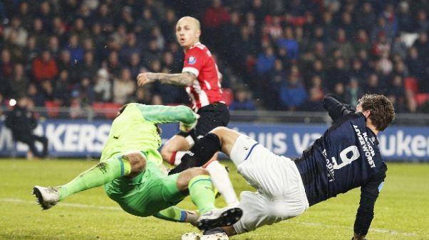 Samp cerca attaccante olandese Lammers