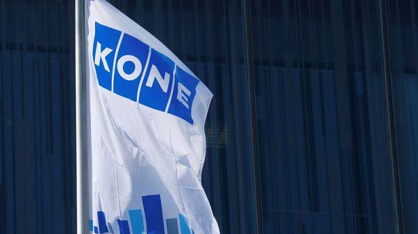 Elevator maker Kone's 2019 outlook misses analyst forecasts