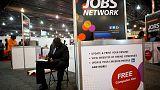 انخفاض طلبات إعانة البطالة الأمريكية لأدنى مستوى منذ 1969