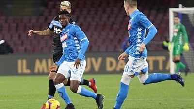 Diawara, a Milano vogliamo due vittorie