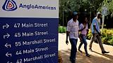 Anglo says operational improvements drive output