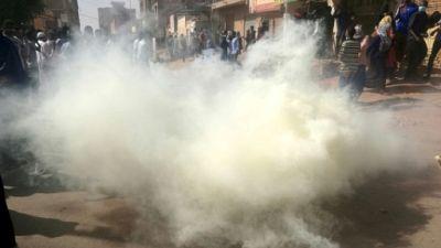Soudan: rassemblements antipouvoir dispersés, au moins un manifestant tué