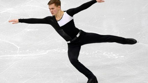 Euro de patinage artistique: le Russe Kolyada prend les devants, Aymoz quatrième