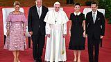 """Le pape appelle à éviter d'infliger d'""""autres souffrances"""" aux Vénézuéliens"""