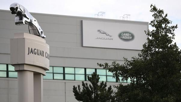Jaguar Land Rover to halt production for a week in April due to Brexit
