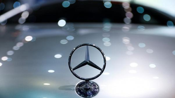 Mercedes-Benz to deepen alliances with Chinese auto suppliers
