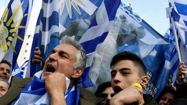 Greek vote on Macedonian name-change deal pushed back by long debate