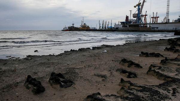 EU to discuss more Russia sanctions over Azov Sea next month